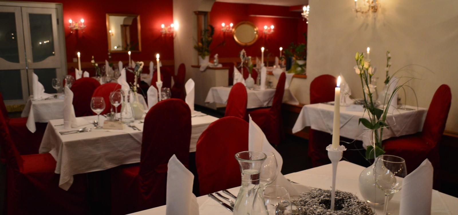 Restaurant - Landidyllhotel Nudelbacher