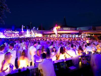Féte blanche - la festa in bianco al lago Wörthersee