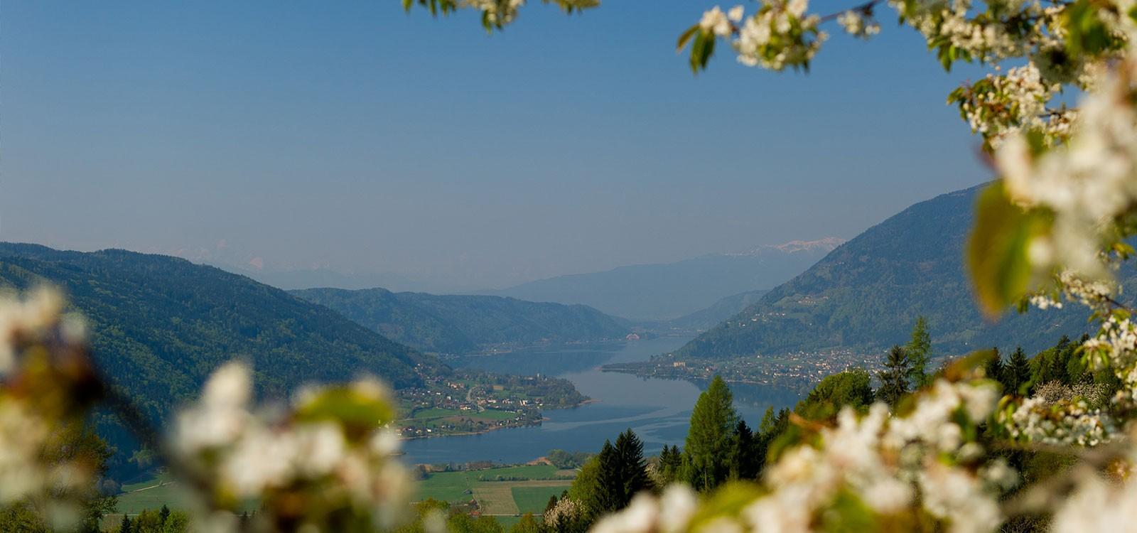 Ossiacher See - Hotel Nudelbacher