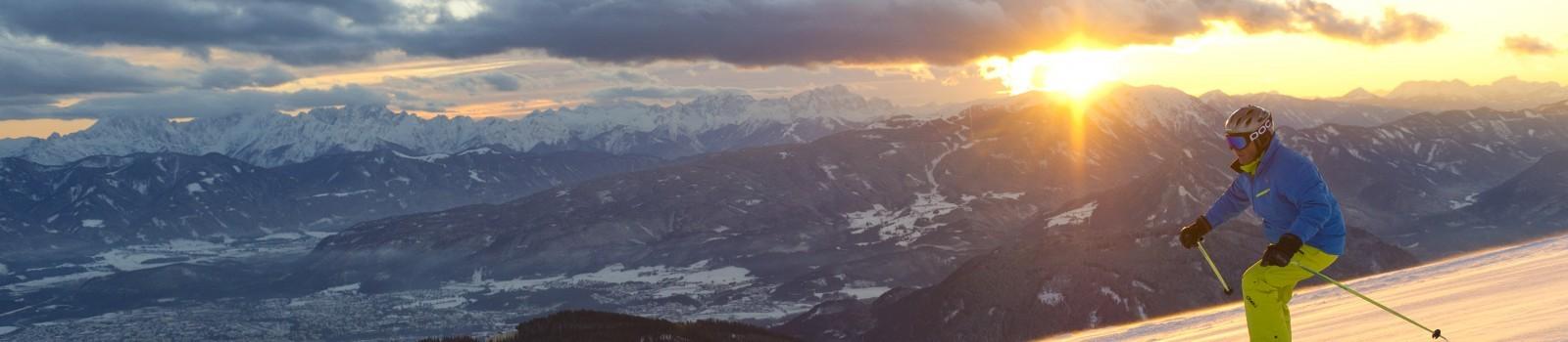 Skifahren Gerlitzen Alpe