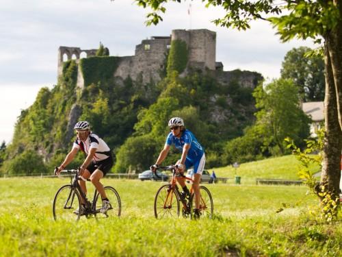 Wandern und Radeln in Kärnten