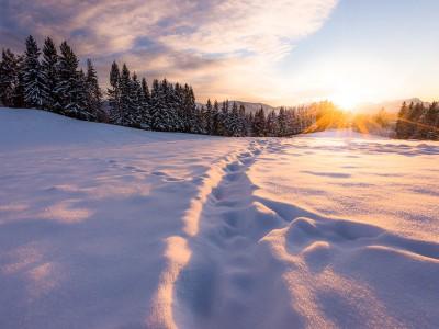 Ein Wintertraum in Kärnten 2 Nächte