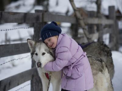 7=6 Winterurlaub mit Hund