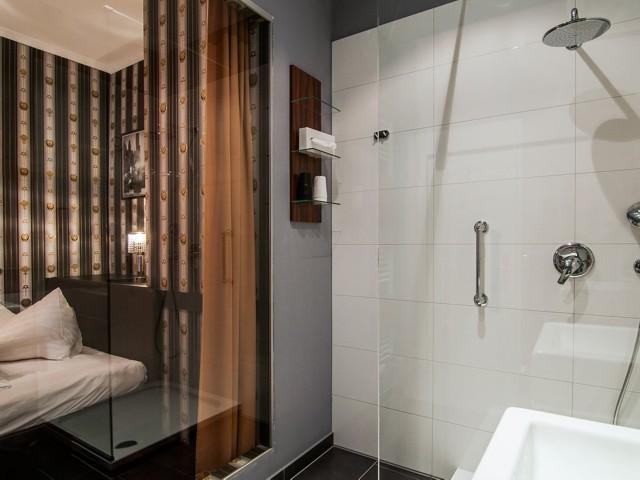 Der Pate Dusche