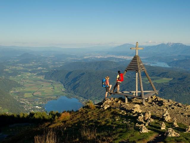 Alpe Adria Trail Gerlitzen Alpe