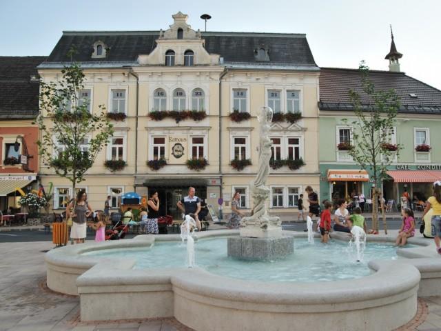 Hauptplatz in Feldkirchen