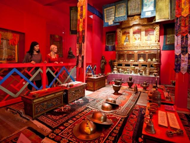 Heinrich Harrer Museum Dalei Lama